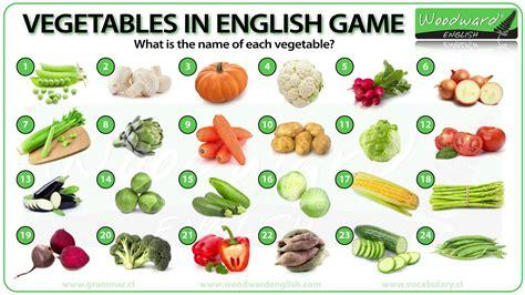vegetables quiz vegetables vocabulary quiz