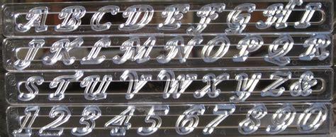 formine lettere per pasta di zucchero tagliapasta for cake designer accessori per il cake design