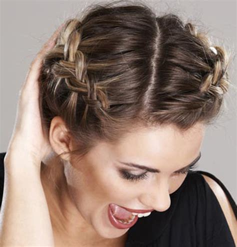 image of hair style hair style crown braid ladies hairstyles in 2014 hunter