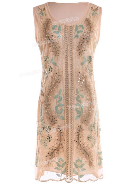 Handmade Vintage Dresses - prettyguide 1920s vintage handmade embroidered