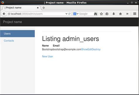 dashboard header design bootstrap ruby on rails 4 と bootstrap で管理画面のレイアウトを作成する ホームページ制作