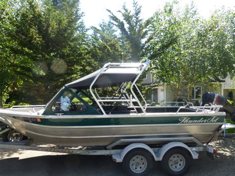 aluminum boat towers thunderjet c2 rigid frame fishing tower