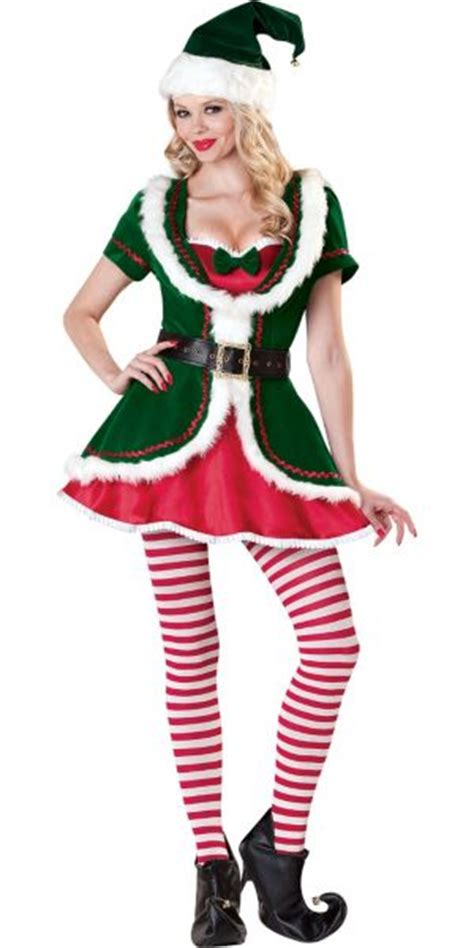 adult holiday honey elf costume elite party city