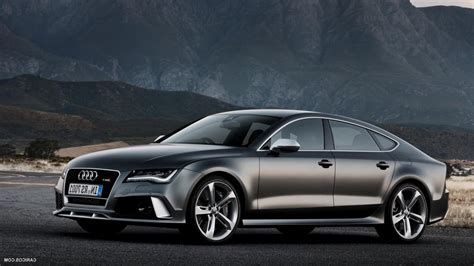 Matte Grey Audi Rs7 by Audi Rs7 Matte Grey Hd Wallpaper Background Images