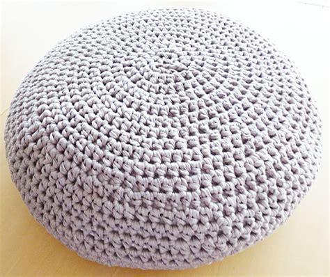 crochet pouf ottoman pattern free best 25 crochet pouf pattern ideas on crochet