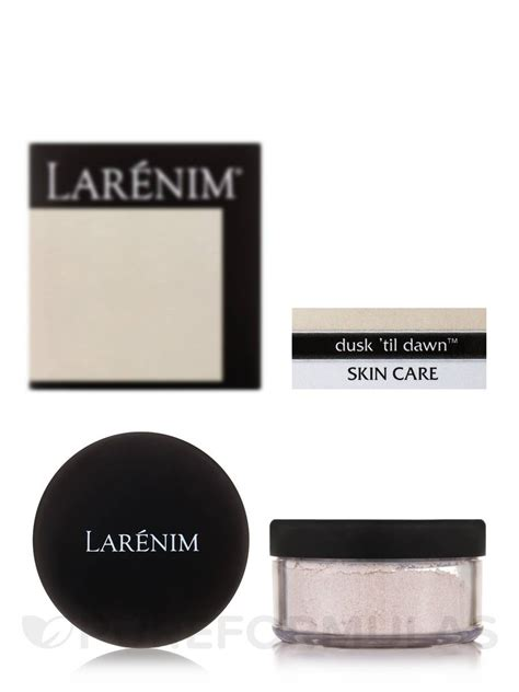 Mineral Makeup Review Larenim Dusk Til Treatment by Dusk Til Powder 5 Grams