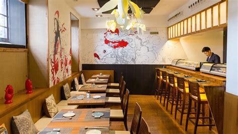 restaurantes japoneses  propuestas originales en madrid