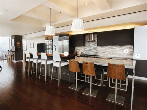 Luxe Kitchen by Luxe Brings Design Trends To Downtown