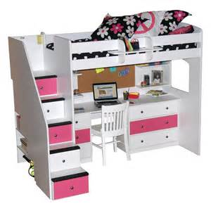 Loft Beds In Dorms Utica Loft Bunk Beds Loft Beds At Hayneedle