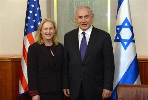 kirsten gillibrand green new deal sen gillibrand says us israeli relations are strong870 am