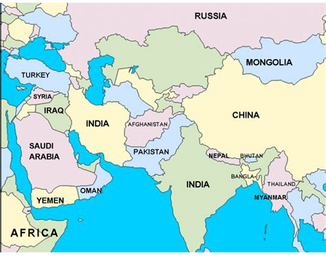 map quiz on russia and central asia central asia map quiz