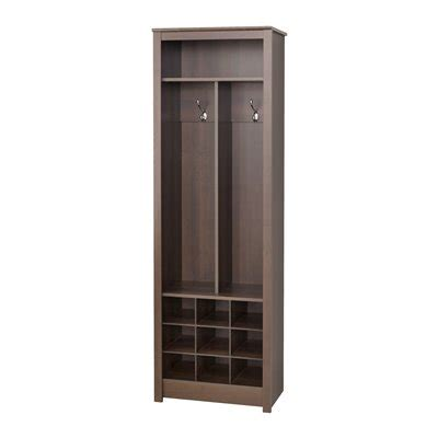 entryway coat rack with shoe storage prepac furniture space saving entryway organizer with shoe