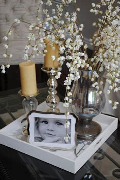 coffee table flower decorations 1000 ideas about coffee table centerpieces on pinterest