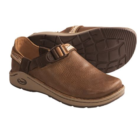 Chaco Ped Shed by Chaco Pedshed Gunnison Clogs Leather For