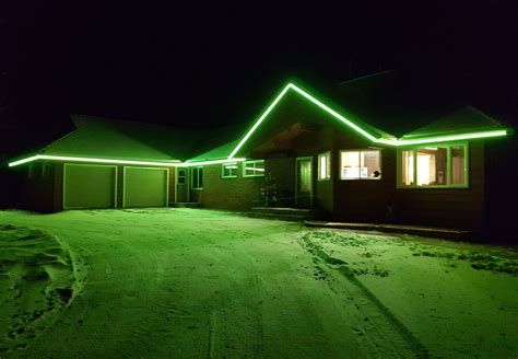 permanent led christmas house lights permanent led christmas house lights house plan 2017