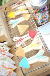 Cowboy Themed Baby Shower Decorations - kara s party ideas bohemian camping themed birthday party