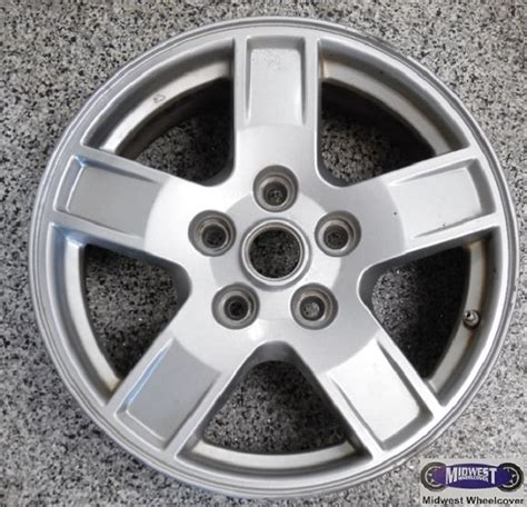 05 Jeep Grand Rims 9053 Used Rims 17x7 1 2 5 Lug 05 06 Jeep Grand