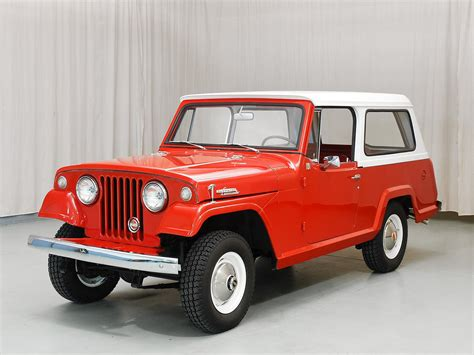 Jeep Commando S 1969 Jeep Jeepster Hyman Ltd Classic Cars