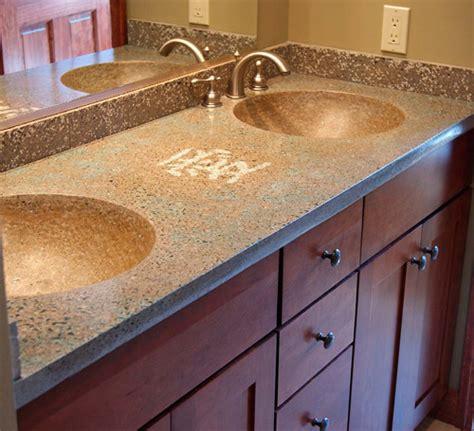 decorative aggregate concrete countertops aggregates special effects decorative concrete