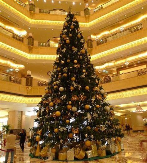 8 de los mejores 225 rboles de navidad en hoteles de lujo
