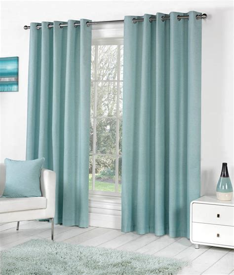 duck egg blue bedroom curtains sorbonne eyelet curtains in duck egg uk delivery