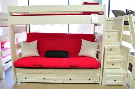 loft bed with couch underneath 1000 ideas about futon bunk bed on pinterest bunk bed