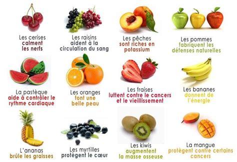 feuille de m駘amine cuisine les fruits sont nos amis http mangerbouger fr fle