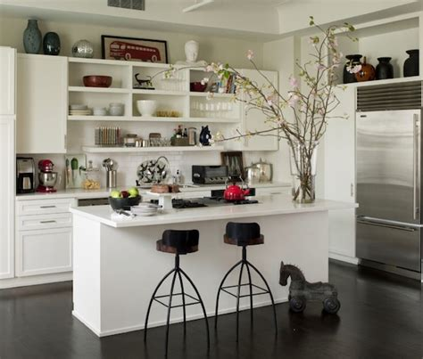 Open Shelf Kitchen Ideas Beautiful And Functional Storage With Kitchen Open