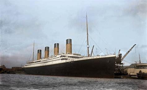 Ritka Set luxus 233 s monumentalit 225 s ritka sz 237 nes fot 243 kon a titanic