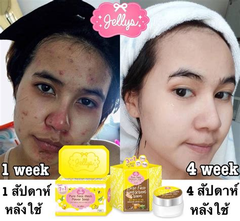 Spesial Soap By Jellys Thailand Best Seller mask power soap by jellys thailand best selling products shopping