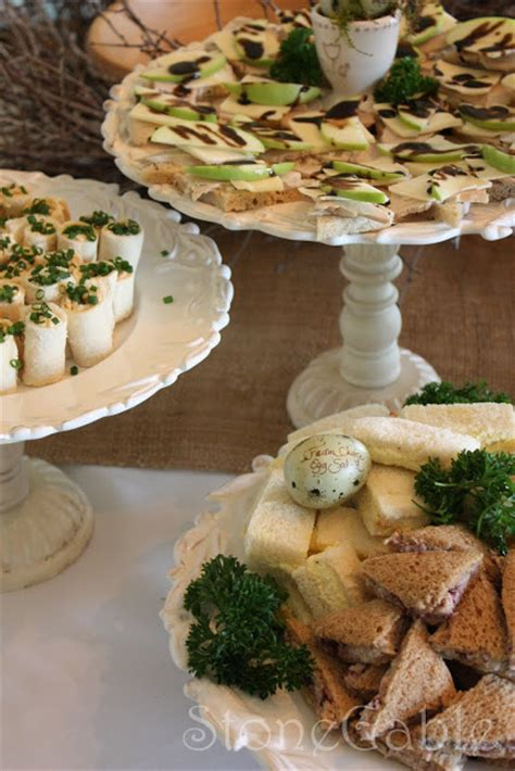 Bridal Shower Sandwich Ideas by 301 Moved Permanently
