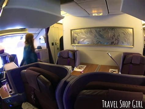 nonexistant layout class thai airways business class review zurich to bangkok