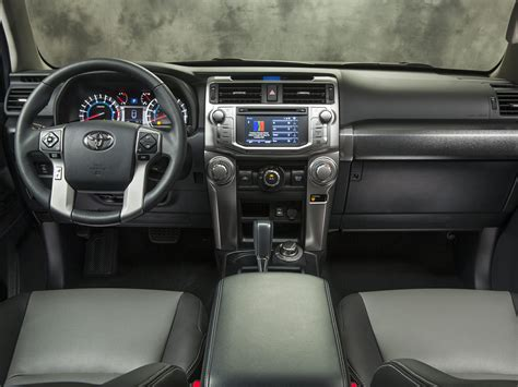 suv toyota inside 2017 toyota 4runner price photos reviews features