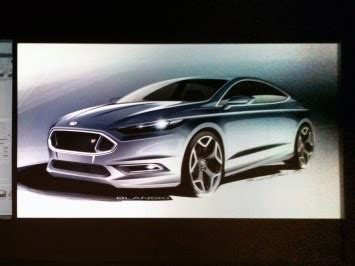 who designed the ford fusion with ford fusion exterior designer dillon