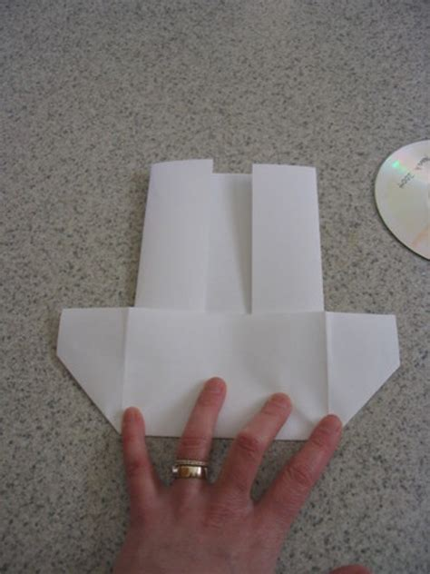 Fold Paper Cd - how to make a folded paper cd 187 curbly diy design