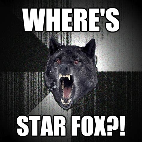 Star Fox Meme - star fox memes