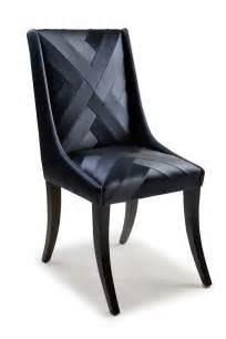 Chevron Dining Chair Chevron Dining Chair Black Vinyl Dining Chair