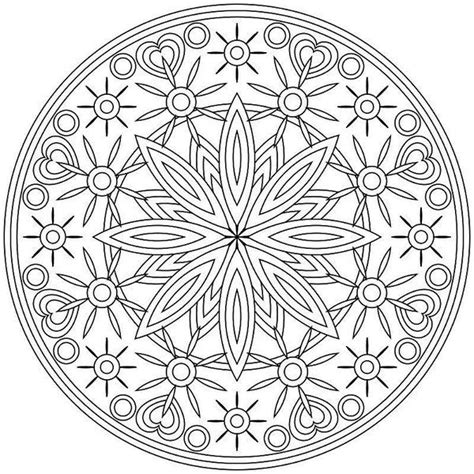 crayola mandala coloring pages 42 best coloring pages images on coloring