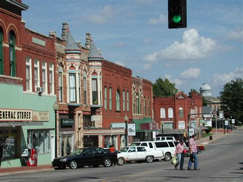 bed and breakfast guthrie ok guthrie ok downtown guthrie photo picture image oklahoma at city data com