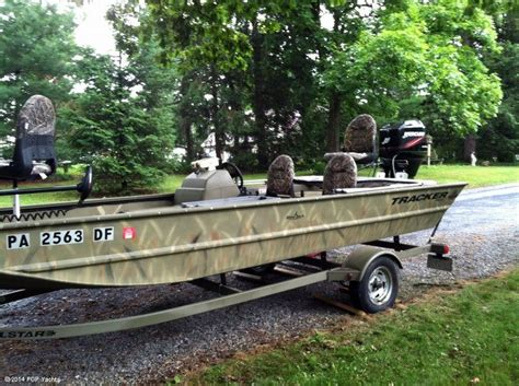 tracker boats for sale pa 2010 tracker 1860 marine grizzly photo 5