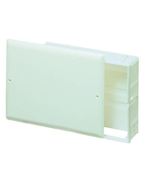 cassette per collettori cassetta universale per collettori cm40x25x8 7425