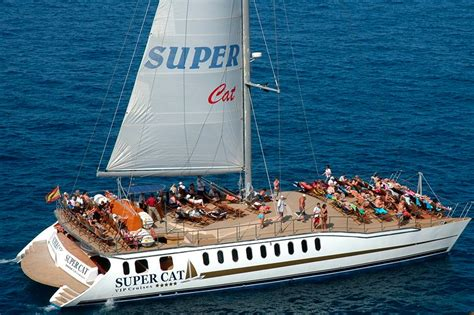 cumpleaños en catamaran puerto rico boat party gran canaria fiesta en barco compartida