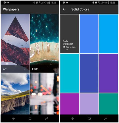 google update wallpaper google wallpapers gets two new categories android authority