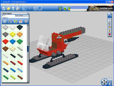 online house builder build virtual legos on your pc with lego digital designer