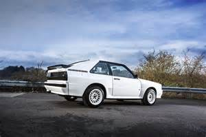 Audi Quattro 1985 1985 Audi Sport Quattro Auctioned For 163 287 100
