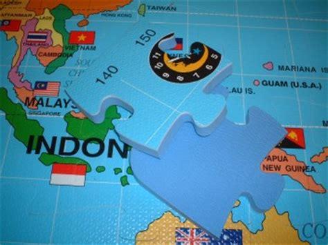 World Map Foam Puzzle Mat by World Map Puzzle Cha Yau Products