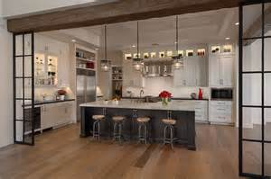 Houzz Painted Kitchen Cabinets What Are The Paint Colours Of The Cabinets And Kitchen Island