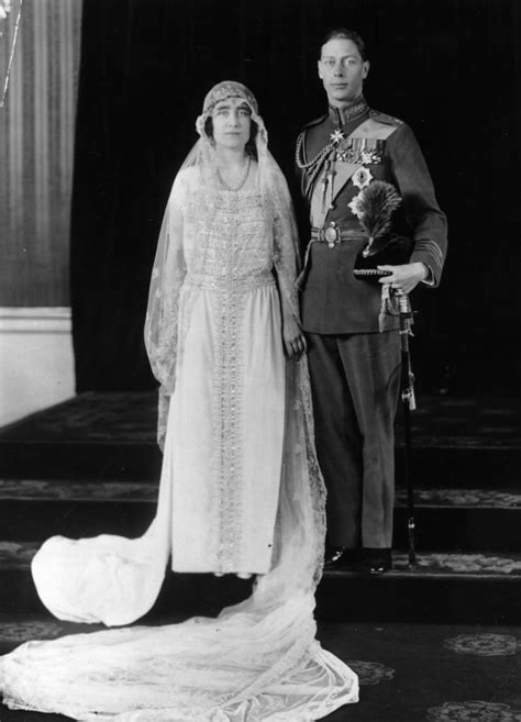 Prince Albert and Lady Elizabeth Bowes-Lyon | British