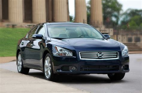 2012 Nissan Maxima Owners Manual Owners Manual Usa