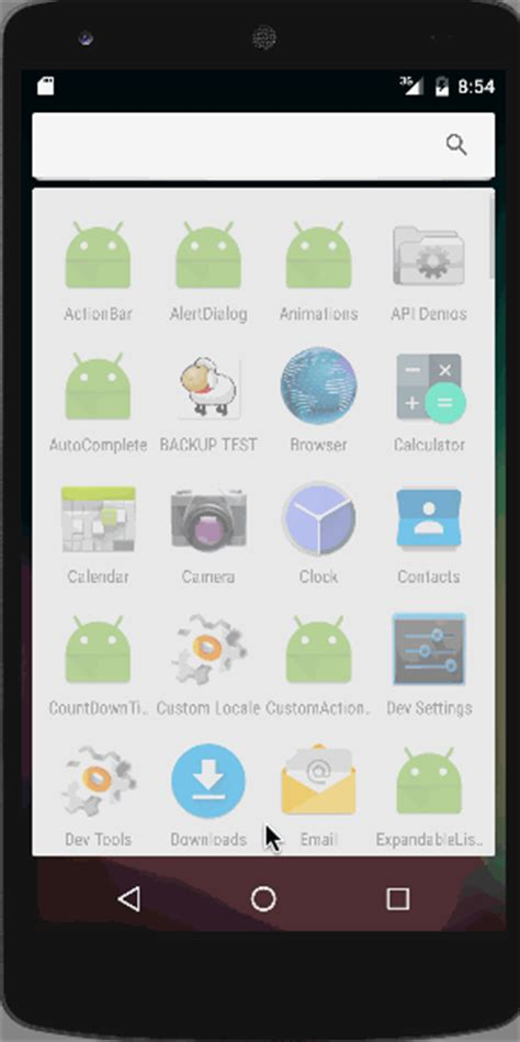 tutorial android download android autocompletetextview exle tutorial journaldev